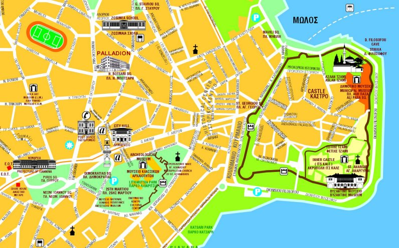 Mapa at athens - 4 3